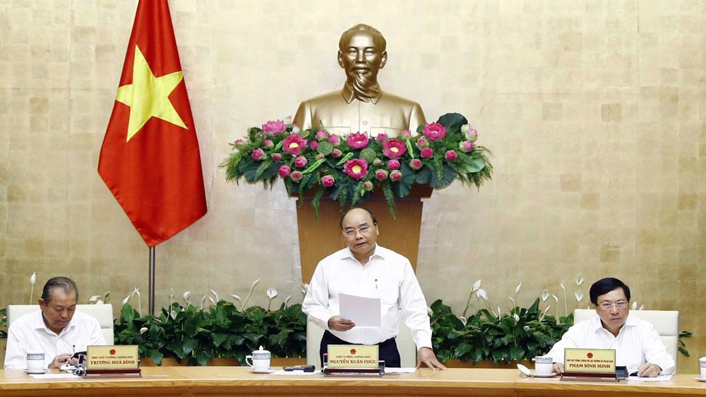 Thủ tướng Nguyễn Xuân Phúc: Ủy ban Quản lý vốn Nhà nước cần linh hoạt sáng tạo, vận dụng đúng quy định của pháp luật